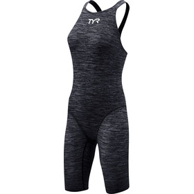 TYR Thresher Baja Costume da bagno Donna nero